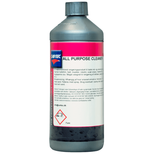 All-Purpose Cleaner (APC rens)