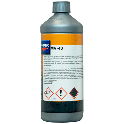 Engine Cleaner MV-40